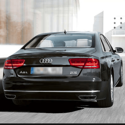 Armored Audi A8 L Global Lav