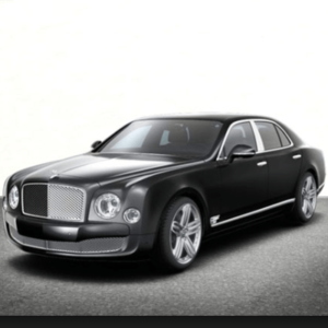 Armored Bentley Mulsanne