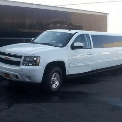 Armored Chevrolet Suburban Limo