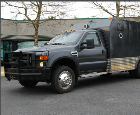 Armored Ford F 550 Cit Truck Global Lav