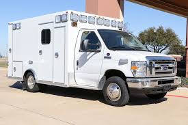 Armored Ford F550 Ambulance
