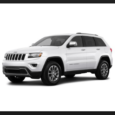 Armored Jeep Grand Cherokee