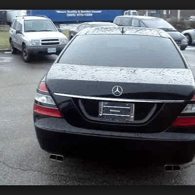 Armored Mercedes Benz CLS