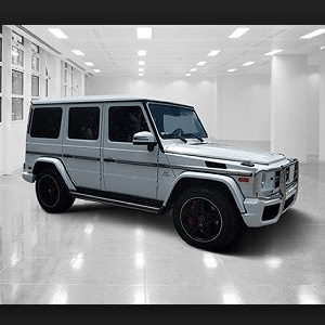 Armored Mercedes-Benz G63 AMG 4WD