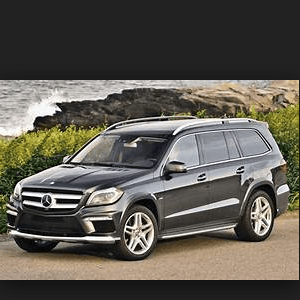 Armored Mercedes Benz GL550 4Matic