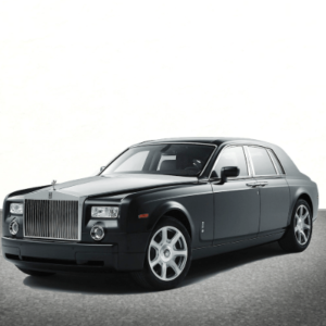 Armored Rolls Royce Phantom