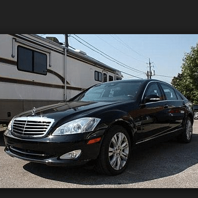 Armored Sedan Mercedes Benz S550