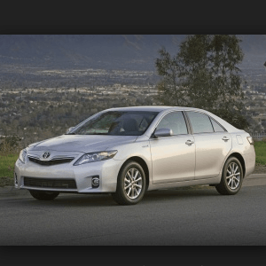 Armored Toyota Camry XLE