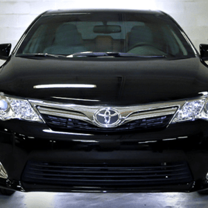 Armored Toyota Crown (Right hand drive)