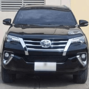 Armored Toyota Fortuner 4X4