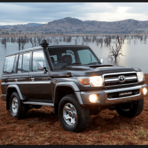 Armored Toyota Land Cruiser 76 GXL (RHD)