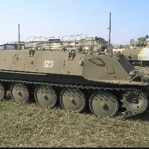 BMP-1 Amphibious Tracked Infantry Fighting Vehicle
