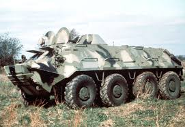 BTR-60 Armored Personnel Carrier