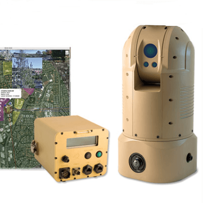 Campanile 212 Anti-Sniper Detection System