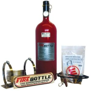 RC-1000P Fire Suppression Push System