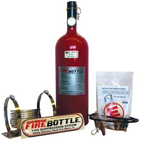 RC-500P Fire Suppression Push System