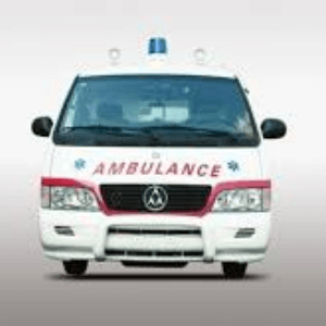 SAIC Intensive Care Unit Ambulance