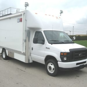 Special Operations- RDV Command Center Vehicles