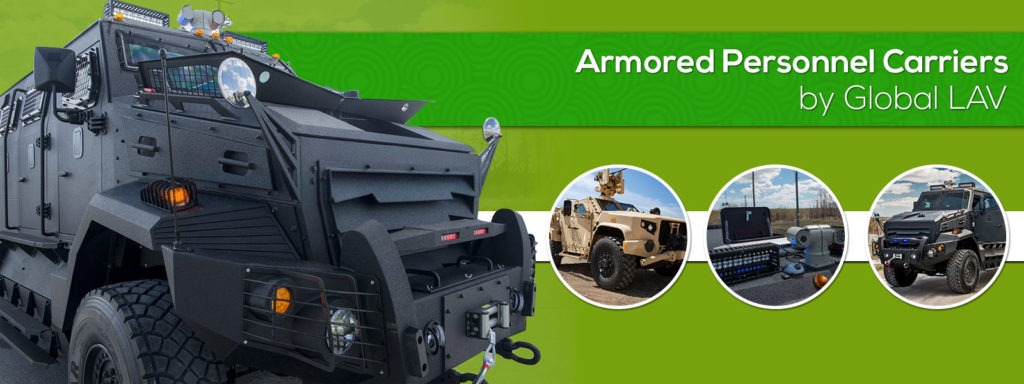 Armored Cars, Vehicles & Personnel Carriers // Armored Car